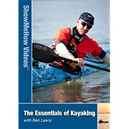 The Essentials of Sea Kayaking With Ben