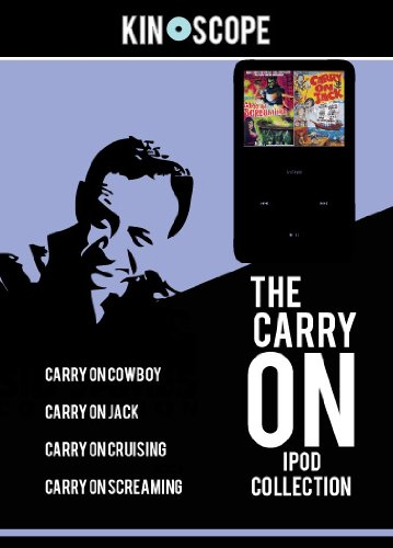 NEW CARRY ON ipod collection - ipod /iphone films DVD