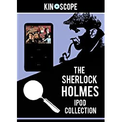 NEW SHERLOCK HOLMES collection - ipod /iphone films DVD