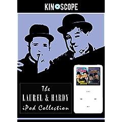 BN LAUREL & HARDY - Transfer films to ipod / iphone DVD Flying Deuces & Utopia