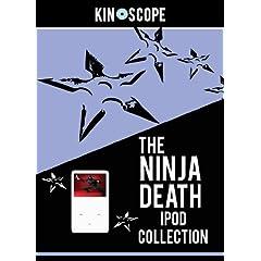 NEW NINJA DEATH collection - ipod /iphone films DVD