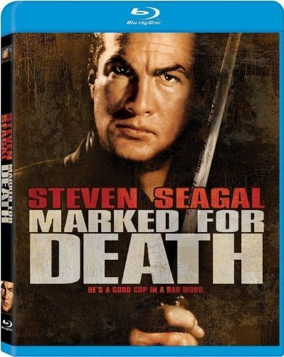 Marked for Death [Blu-ray]
