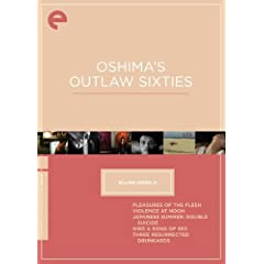 Oshima's Outlaw Sixties (Eclipse Series 21) (Criterion Collection)