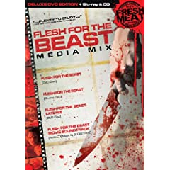 Flesh for the Beast Media Mix (4pc)