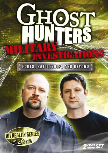 Ghost Hunters: Military Investigations