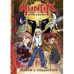 Huntik: The Complete Season (8pc) (Full Dub)