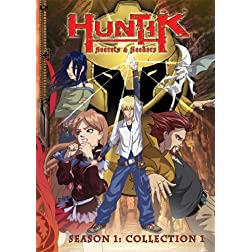 Huntik: The Complete Season (8pc) (Full Dub)