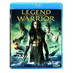 Legend of the Tsunami Warrior [Blu-ray]