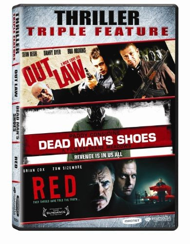 Outlaw & Dead Man's Shoes & Red: Triple Feature