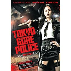 Tokyo Gore Police 1.5 (2pc) (Dub Sub)