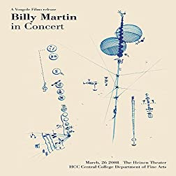 Billy Martin in Concert