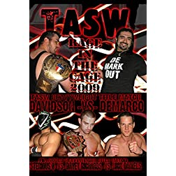 TASW Rage in the Cage 2009