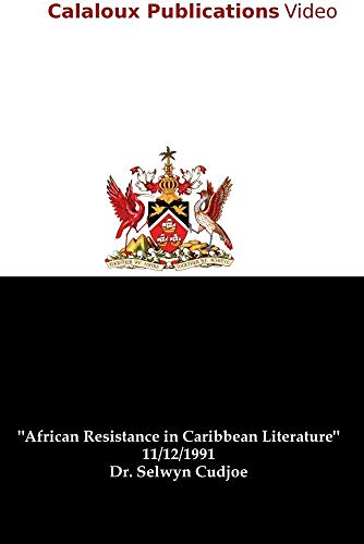 """African Resistance in Caribbean Literature"""