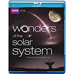 Wonders of the Solar System (2pc) [Blu-ray]