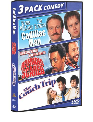 Cadillac Man & Running Scared & Couch Trip