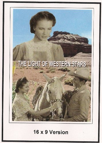 The Light of Western Stars 16x9 Widescreen TV.
