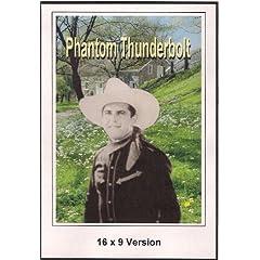 Phantom Thunderbolt 16x9 Widescreen TV.