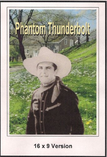 Phantom Thunderbolt 16x9 Widescreen TV.