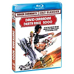 Death Race 2000 (Roger Corman's Cult Classics) [Blu-ray]