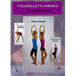 Yoga Ballet Flamenco
