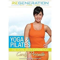 Carly Porrello-Yoga and Pilates