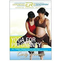 Carly Porrello-Yoga for Pregnancy