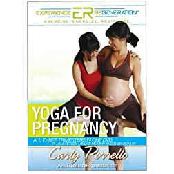 Carly Porrello-Yoga for Pregnancy