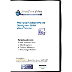 SharePoint Designer 2010 Video Training Tutorials