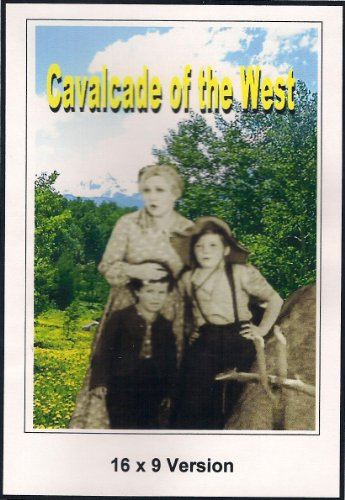 Cavalcade Of The West 16x9 Widescreen TV.