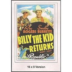 Billy The Kid Returns (16x9 Version)