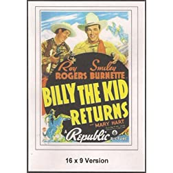 Billy The Kid Returns (16x9 Version)