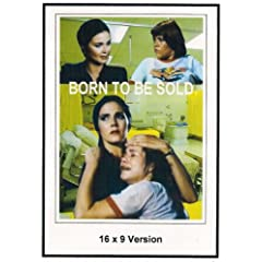 Born To Be Sold 16x9 Widescreen TV.