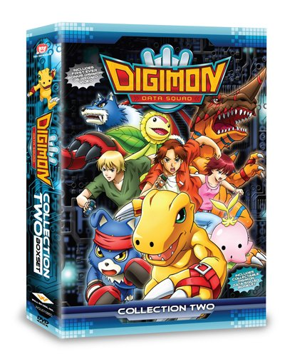 Digimon Data Squad Collection Two (3pc)