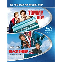 Black Sheep & Tommy Boy  [Blu-ray]