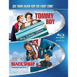 Black Sheep & Tommy Boy  [Blu-ray]