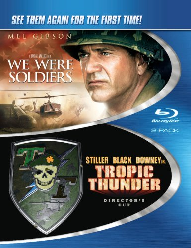 Tropic Thunder & We Were Soldiers  [Blu-ray]