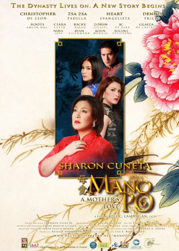 Mano Po 6 - Philippines Filipino Tagalog DVD Movie