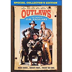 Outlaws: The Legend of O.B. Taggart [Blu-ray]