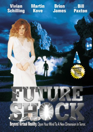 Future Shock [Blu-ray]