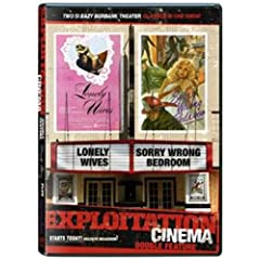 Exploitation Cinema: Lonely Wives / Sorry Wrong