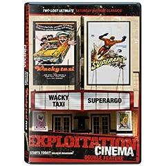 Exploitation Cinema: Wacky Taxi / Superagro