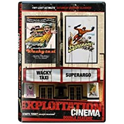 Exploitation Cinema: Wacky Taxi / Superagro