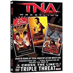 Tna Wrestling: Cross the Line 3 (3pc)