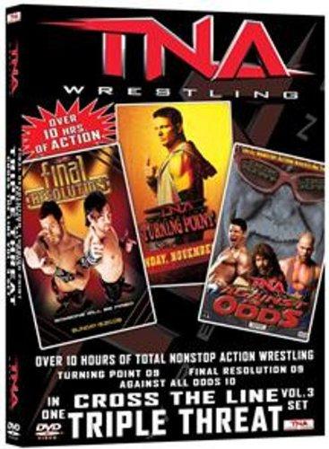 Tna Wrestling: Cross the Line 3 (3pc)