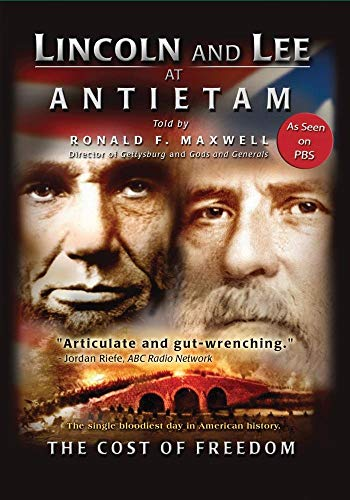 Lincoln And Lee At Antietam
