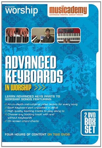 Advanced Keyboards in Worship - 2 DVD box set
