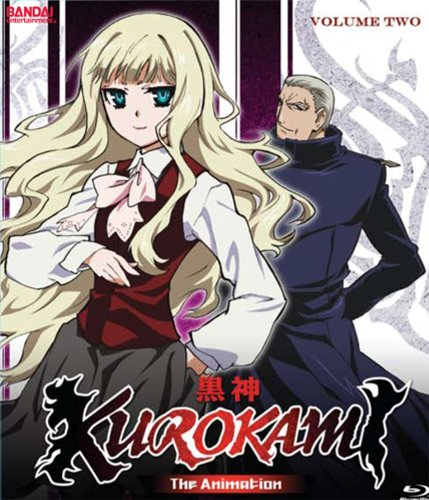 Kurokami: The Animation Volume 2 [Blu-ray]