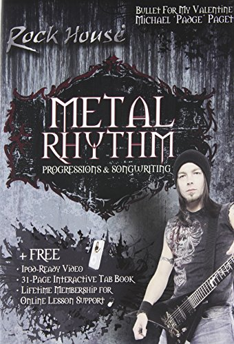 Paget Michael of Bullet for My Valentine-Metal Rhythm