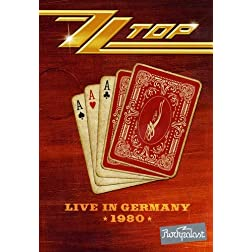 ZZ Top- Live in Germany 1980 DVD