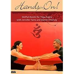 Hands-On! Skillful Assists for Yoga Asana with Jennifer Yarro & Daniel Orlansky